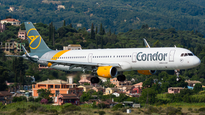 A picture of DAIAF - Airbus A321211 - Condor - © Sindy Rogosz