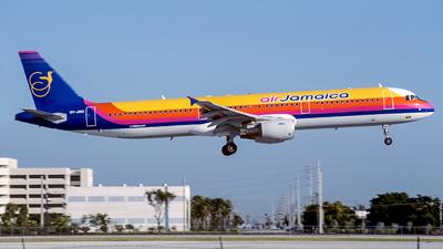 6Y-JMD - Airbus A321-211 - Air Jamaica