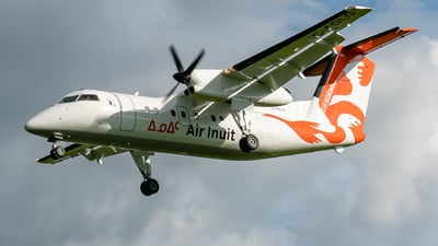A picture of CFDLG - De Havilland Canada Dash 8100 - Air Inuit - © Romain Bigorgne
