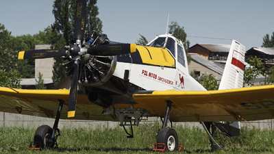 SP-ZWB - PZL-Mielec M-18 Dromader - Private