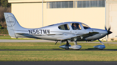 N567MW - Cirrus SR22-GTS Turbo - Private