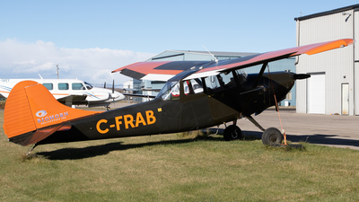 C-FRAB - Cessna 305A Bird Dog - Bighorn Helicopters