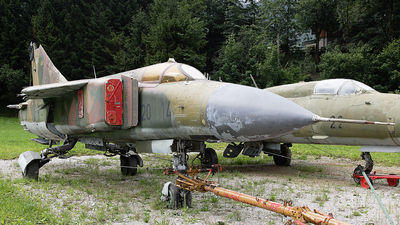 20-14 - Mikoyan-Gurevich MiG-23ML Flogger G - Germany - Air Force
