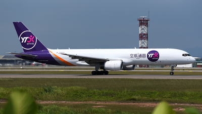 B-2862 - Boeing 757-25C(PCF) - YTO Cargo Airlines