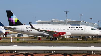 F-WWDX - Airbus A320-271N - Volaris