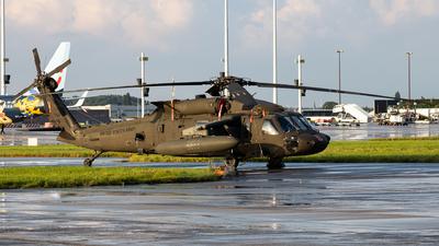 15-20754 - Sikorsky UH-60M Blackhawk - United States - US Army