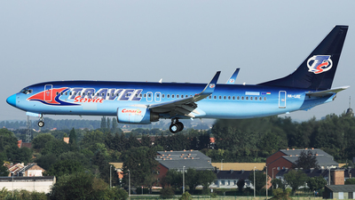 HA-LKE - Boeing 737-86Q - Travel Service Hungary