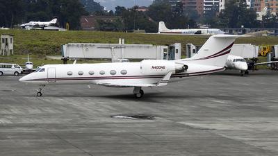 N400HG - Gulfstream G-IV - Private