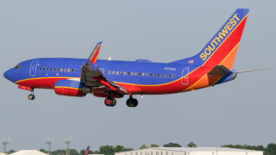 A picture of N7740A - Boeing 7377BD - Southwest Airlines - © Positive Rate Photography