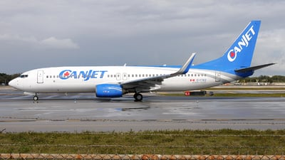 C-FTCZ - Boeing 737-8AS - CanJet Airlines