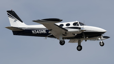 N340MK - Cessna 340A - Milbern Aircraft Corporation