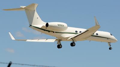 N99GV - Gulfstream G-V - Private