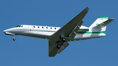 N8608 - Cessna 680 Citation Sovereign - Private