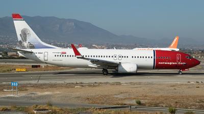 LN-NGC - Boeing 737-8JP - Norwegian