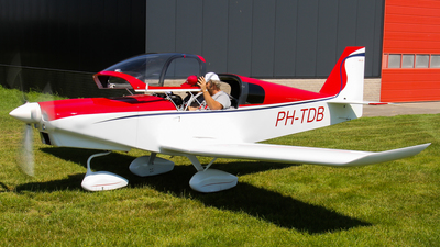 PH-TDB - Rand Robinson Kr-2S - Private