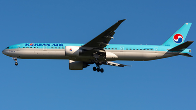 HL8009 - Boeing 777-3B5ER - Korean Air