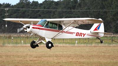 ZK-BRY - Piper PA-18A-150 Super Cub - Private