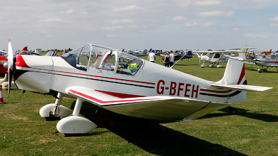 G-BFEH - Jodel D117 Grand Tourisme - Private
