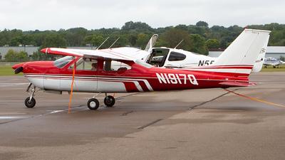 A picture of N1917Q - Cessna 177RG Cardinal RG - [177RG0317] - © Jeremy D. Dando