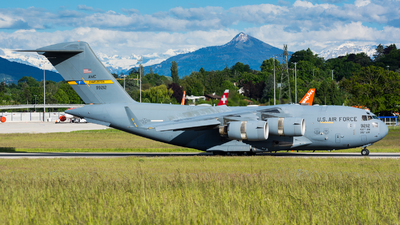 09-9212 - Boeing C-17A Globemaster III - United States - US Air Force (USAF)