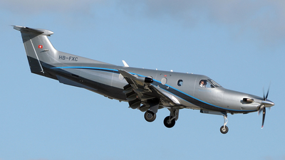 HB-FXC - Pilatus PC-12/47E - TAG Aviation