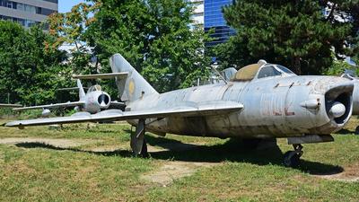 502 - Mikoyan-Gurevich MiG-17PF Fresco D - Romania - Air Force