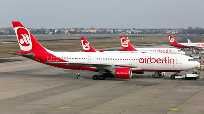 D-ABXB - Airbus A330-223 - Air Berlin