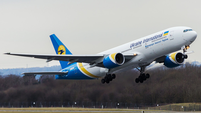 EC-MIA - Boeing 777-28E(ER) - Ukraine International Airlines