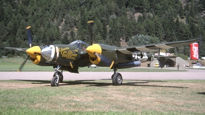 N3145X - Lockheed P-38J Lightning - Private