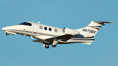 N673DC - Embraer 500 Phenom 100 - Private