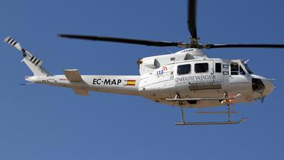 EC-MAP - Bell 412 - Inaer