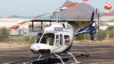 N206WX - Bell 206L-3 LongRanger - Private