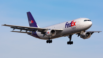 A picture of N730FD - Airbus A300B4622R(F) - FedEx - © Kevin Cargo
