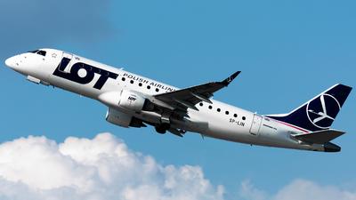SP-LIN - Embraer 170-200LR - LOT Polish Airlines