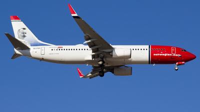A picture of EIFVI - Boeing 7378JP - [42274] - © Alejandro Gutierrez Martin