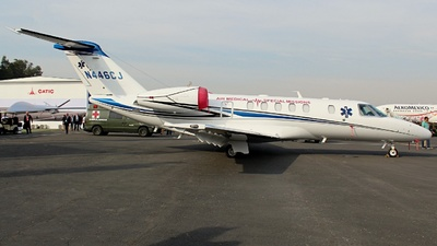 N446CJ - Cessna 525C CitationJet 4 - Cessna Aircraft Company