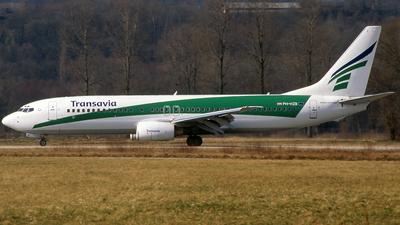 PH-HZB - Boeing 737-8K2 - Transavia Airlines