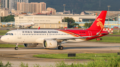 B-300M - Airbus A320-271N - Shenzhen Airlines