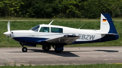 D-EBZW - Mooney M20K-231 - Private