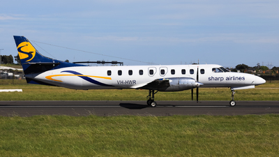 VH-HWR - Fairchild SA227-DC Metro 23 - Sharp Airlines