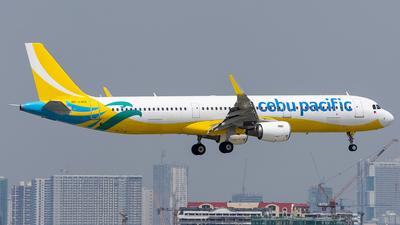 RP-C4112 - Airbus A321-211 - Cebu Pacific Air