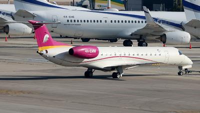 4X-EMM - Embraer ERJ-145LR - AIT Aviation