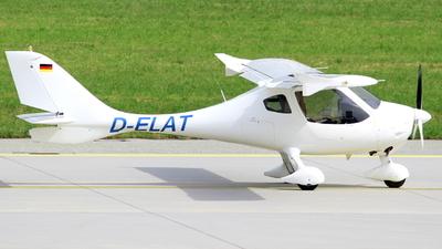 D-ELAT - Flight Design CT-LS - Private