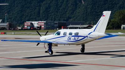 A picture of OKALF - Piper PA46350P Malibu Mirage - [4622068] - © Davide Pernici