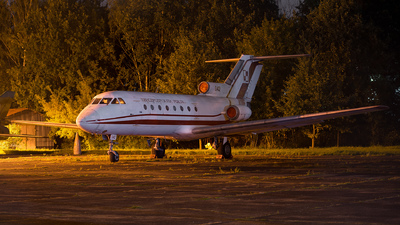 042 - Yakovlev Yak-40 - Poland - Air Force