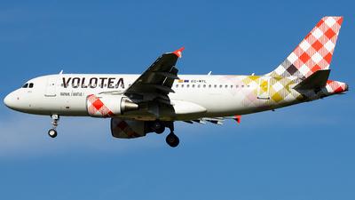EC-MTL - Airbus A319-111 - Volotea