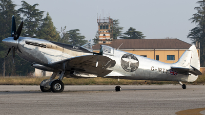 G-IRTY - Supermarine Spitfire Mk.IX - Private