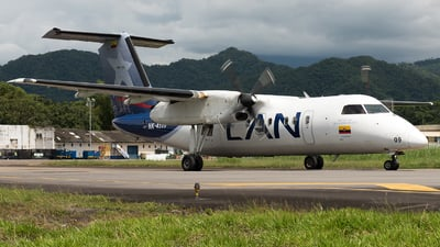 HK-4509 - Bombardier Dash 8-Q202 - LAN Colombia (Aires Colombia)