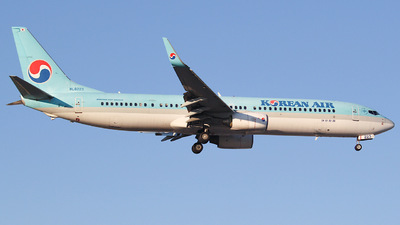 HL8223 - Boeing 737-9B5ER - Korean Air