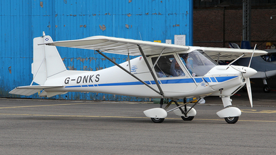 G-DNKS - Ikarus C-42 FB80 - Private